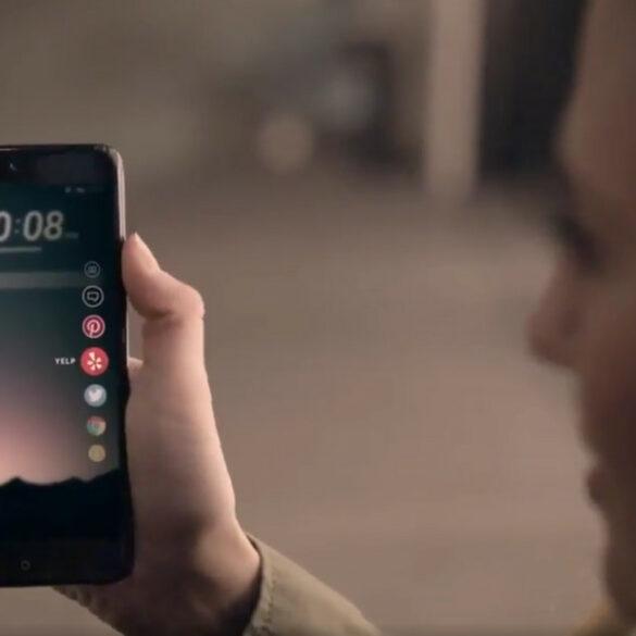 HTC U 3 1