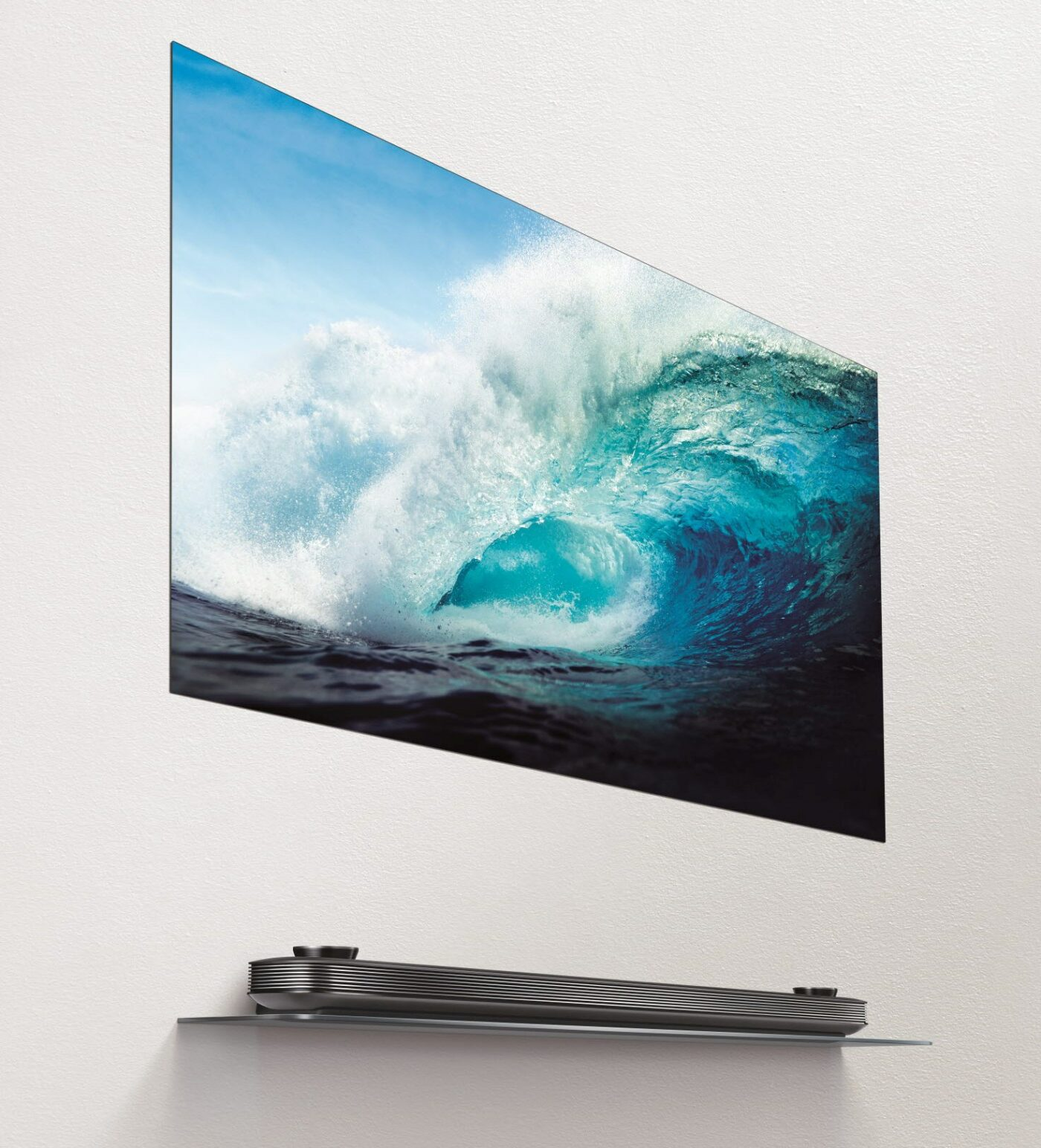 Red Dot  Best of the Best with LG SIGNATURE OLED TV W