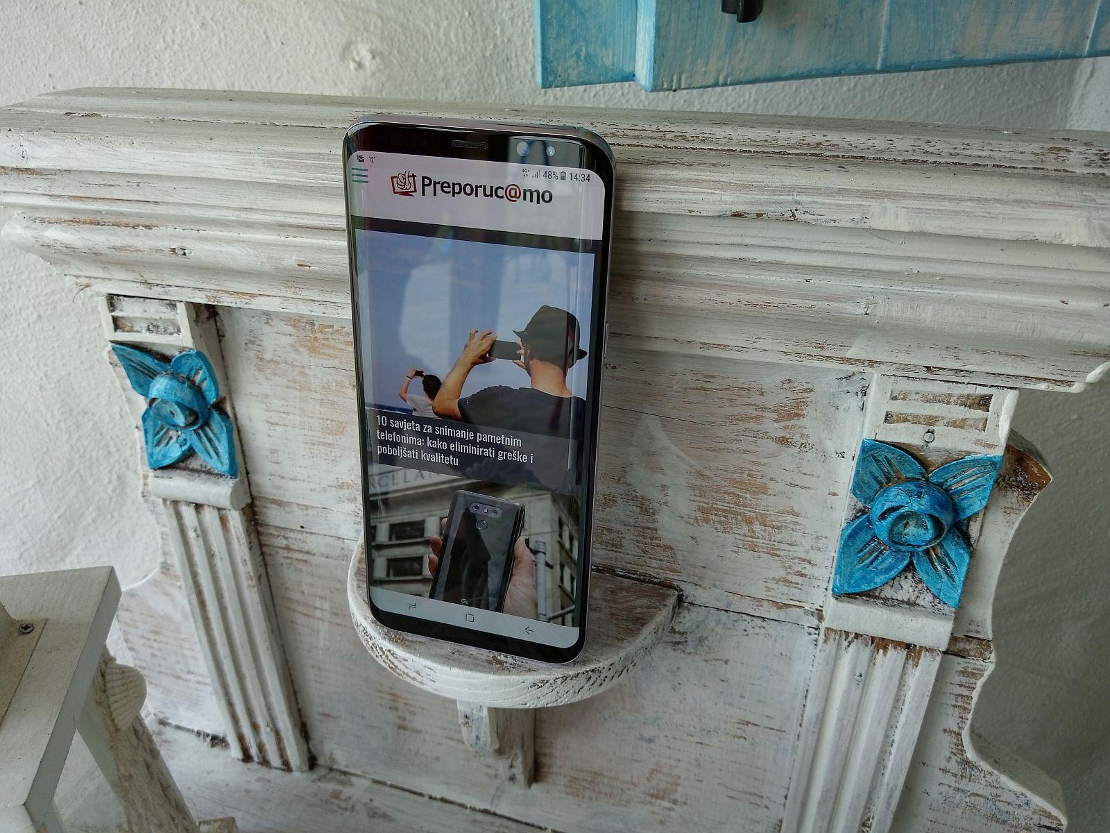 Samsung Galaxy S8 7