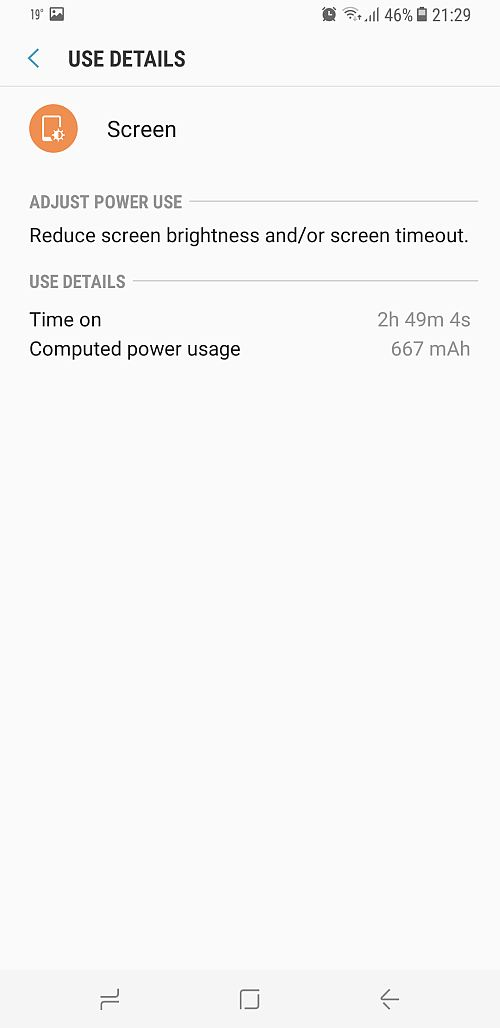 Samsung Galaxy S8 baterija 3