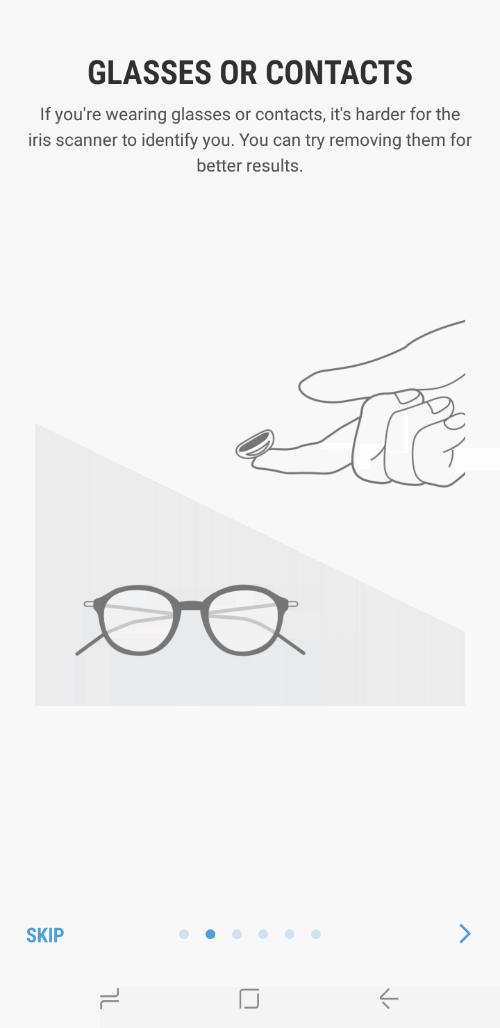 Samsung Galaxy S8 sigurnost 6