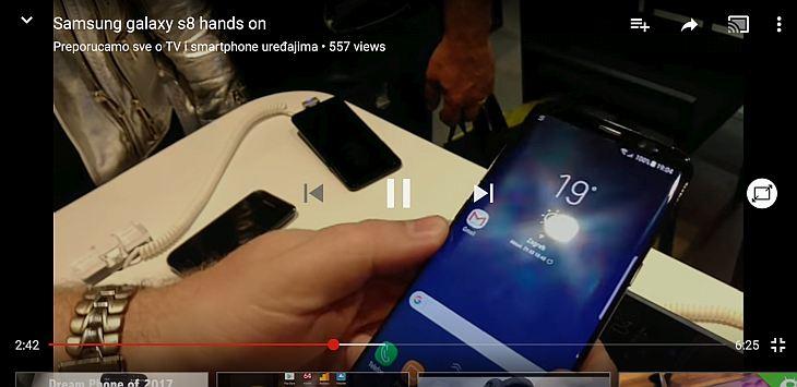 s8 video