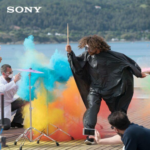Sony Xperia XZ Premium slow motion 1