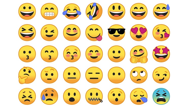android o new emoji no blob