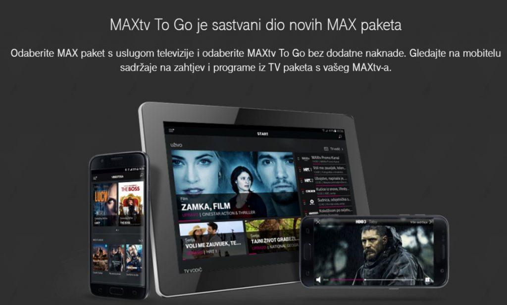novi MaxTV 4