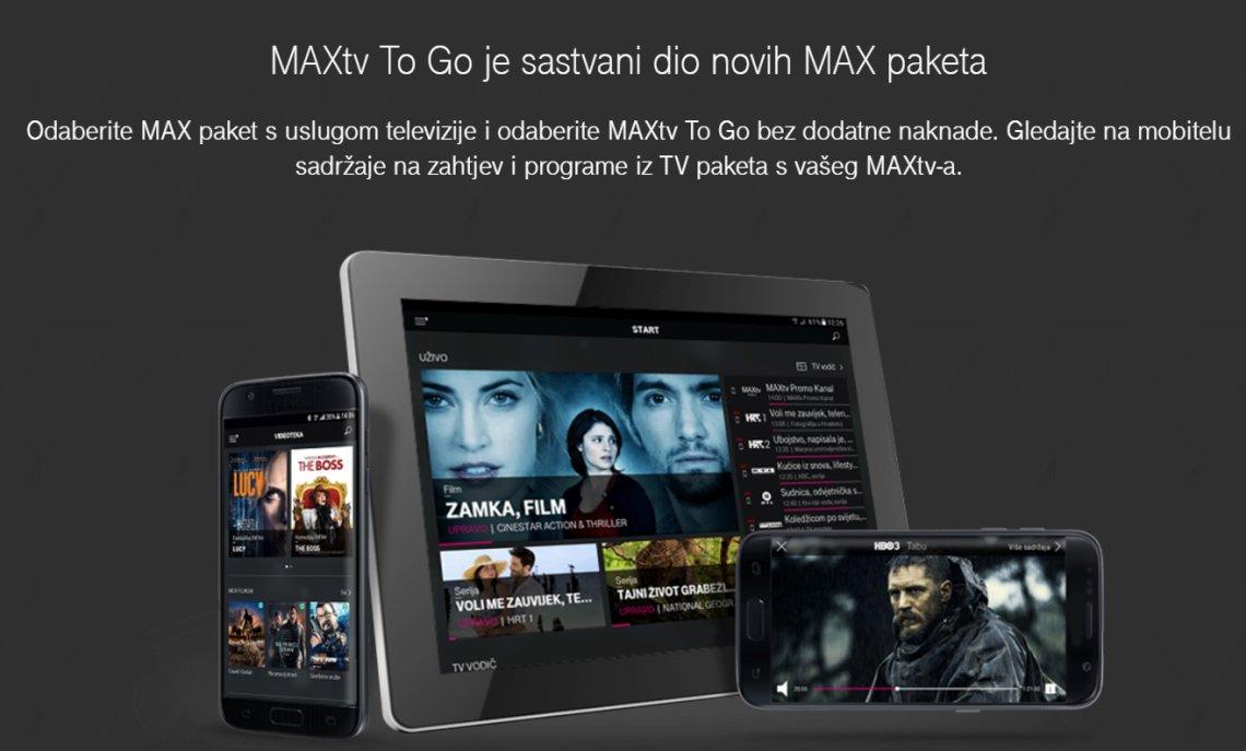 HT predstavio novi MAXtv - Preporucamo com