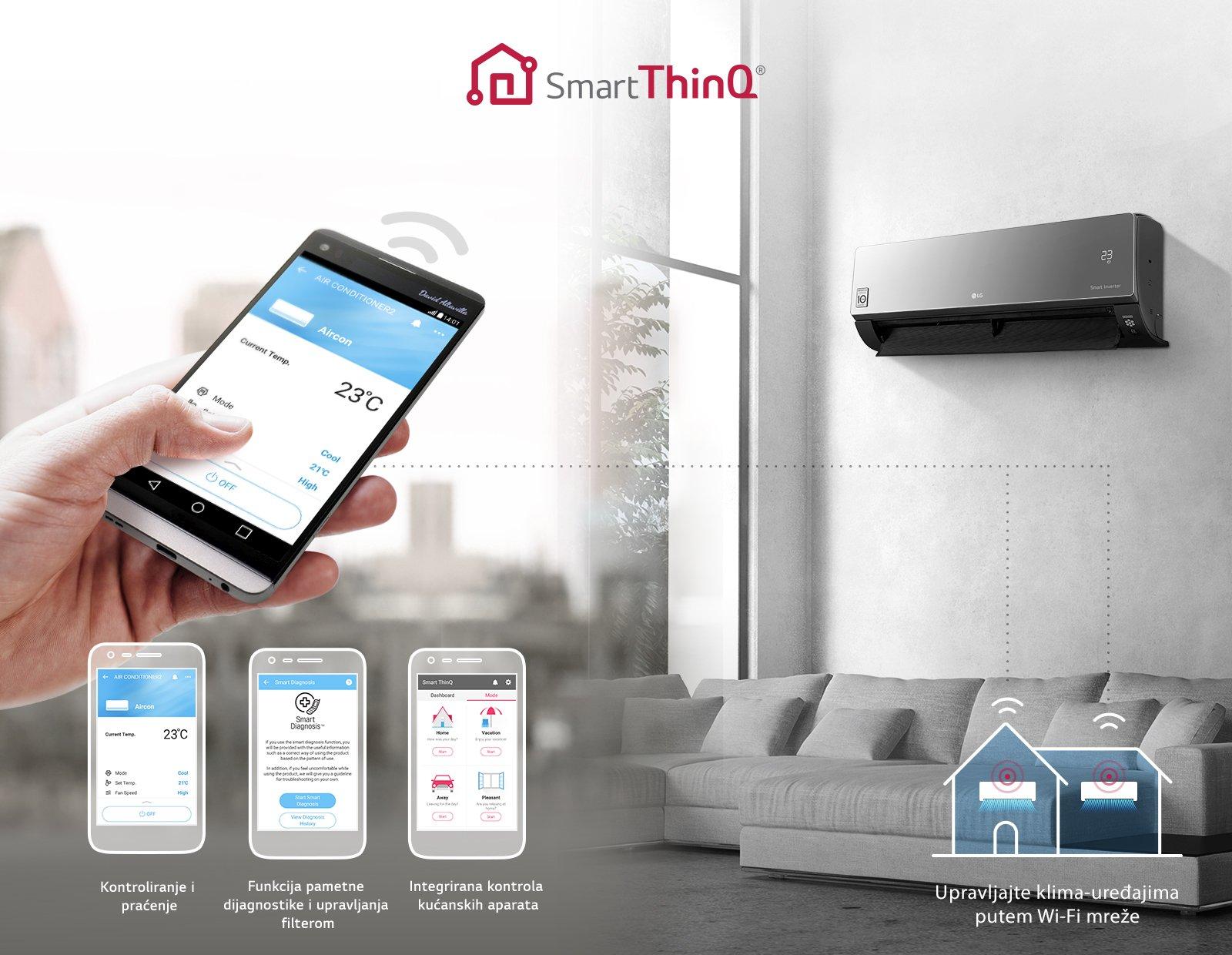2 EU CIS ARTCOOL Wifi upravljivost SmartThinQ app