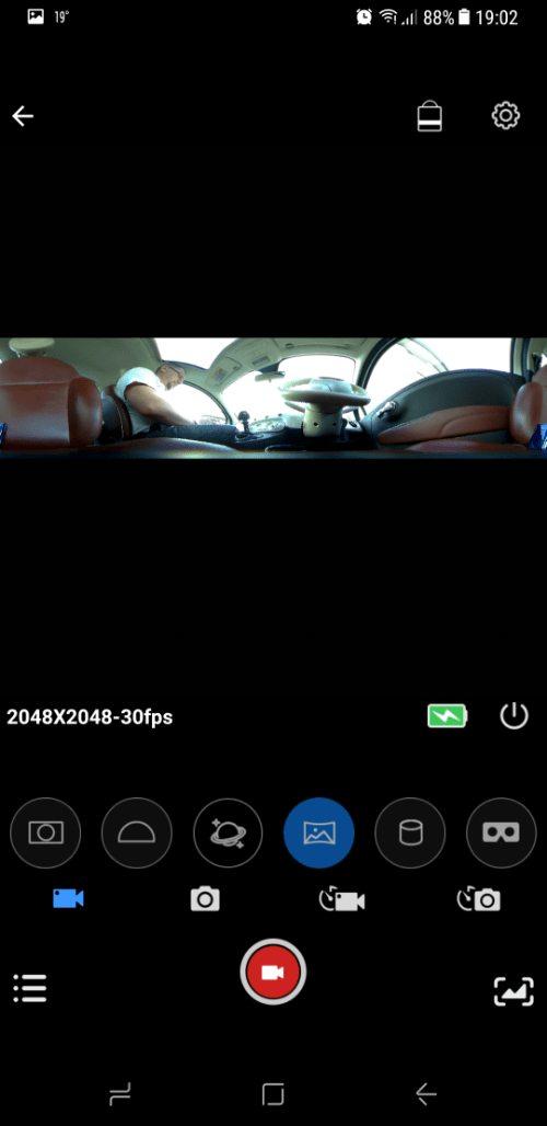 SJCam SJ360 screenshot 4