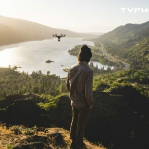 Yuneec Drone TYPHONE PRO 02 outdoor