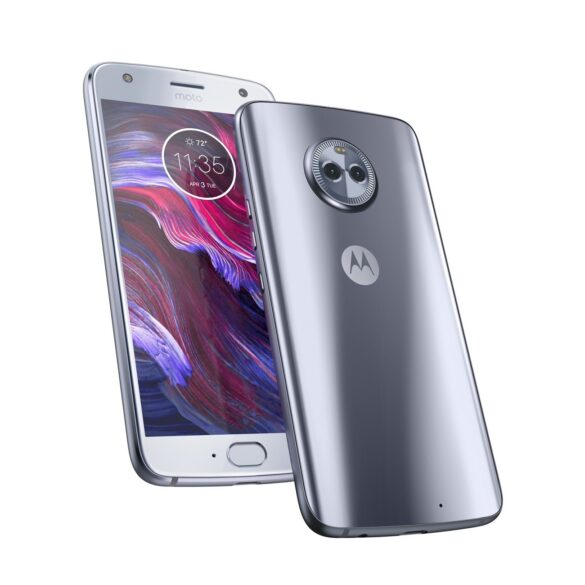 Moto X4 official images 1