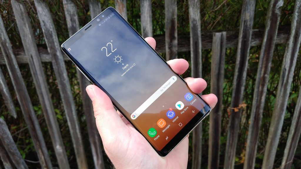 Samsung Galaxy Note8 14