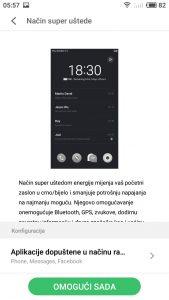 Meizu M6 baterija 4