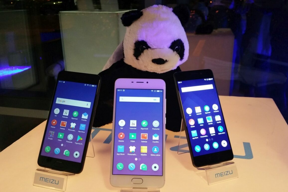 Meizu pametni telefoni 3