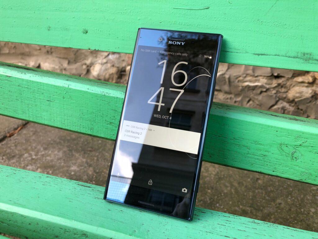 Sony XZ Premium 1