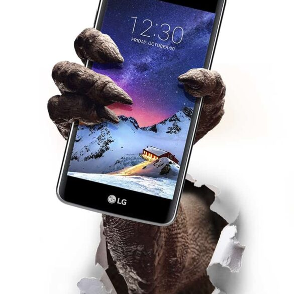Hibrid tarifa LG K8