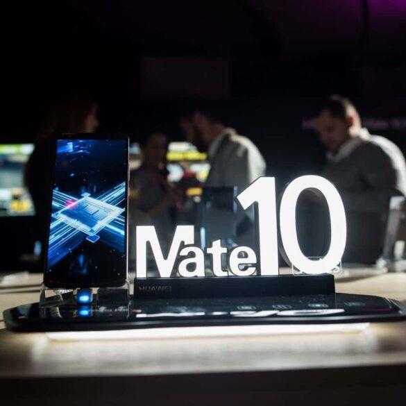 Huawei Mate 10 promocija 1