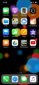iPhone X iOS 11 1