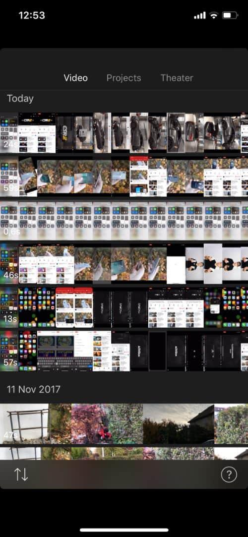 iPhone X iOS 11 13