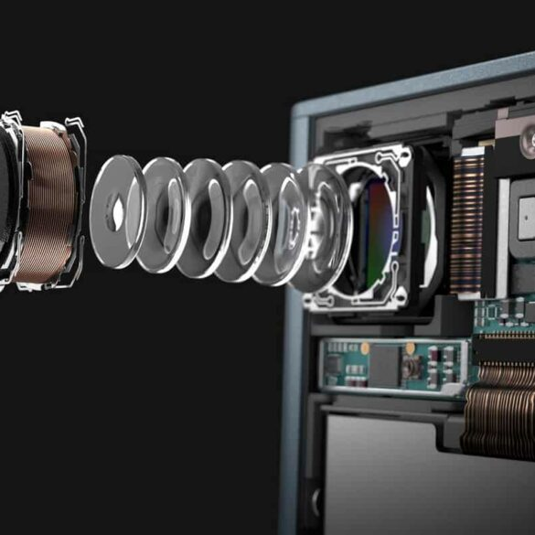 xz1 kamera