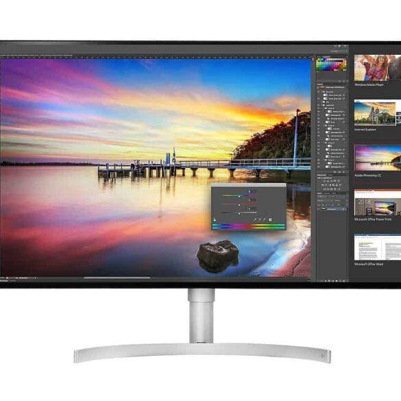 LG 32 inch UHD 4K monitor 1 model 32UK950