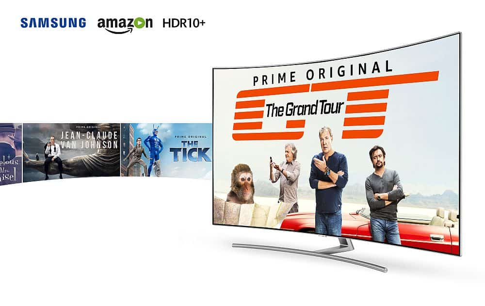 Samsung X Amazon HDR10 The Grand Tour