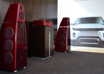 Meridian Audio 40th Anniversary Reference System