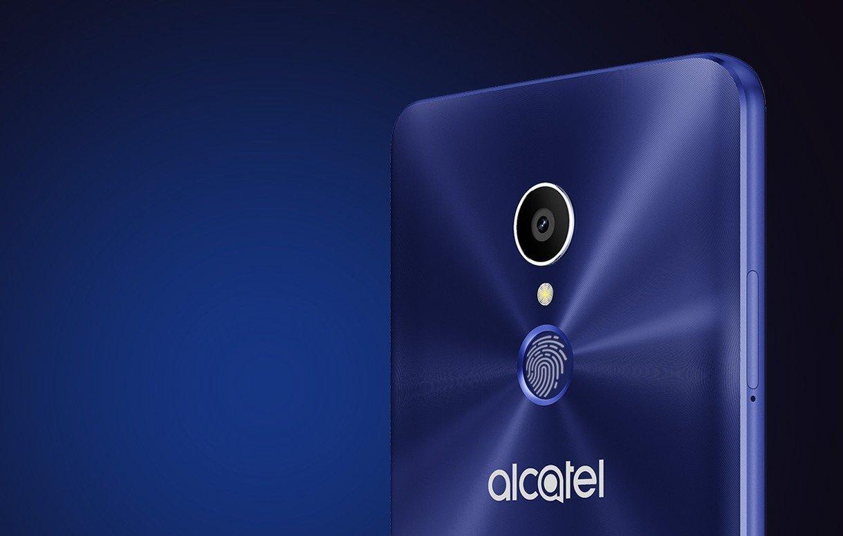 Alcatel 3C senzor otiska prsta