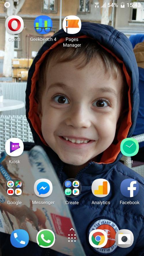 HTC U11 Oreo 4