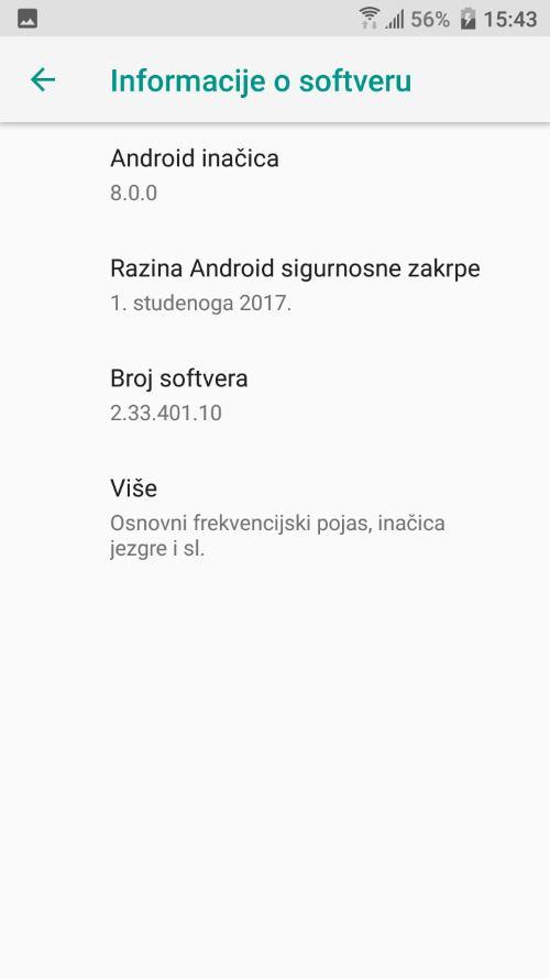 HTC U11 Oreo 7