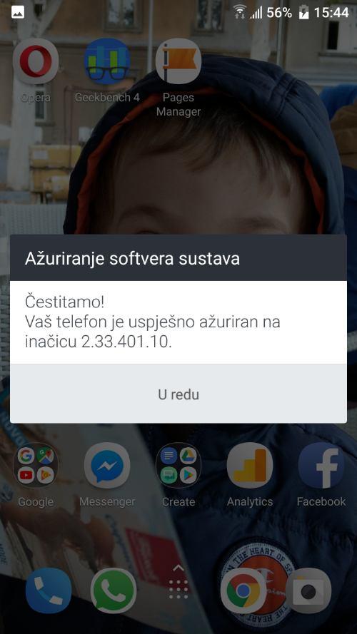 HTC U11 Oreo 8