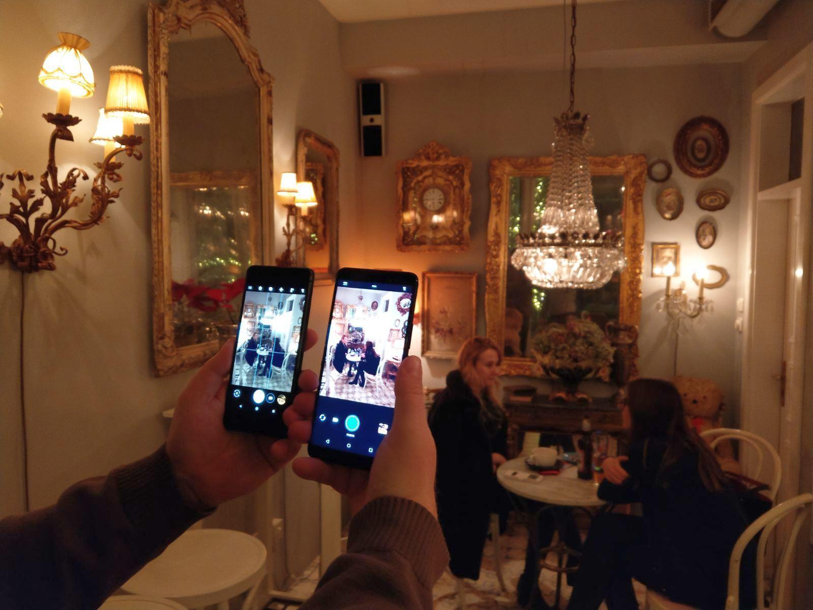 HTC U11 vs Pixel 2 2
