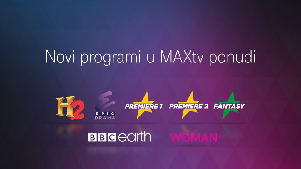 MAXtv