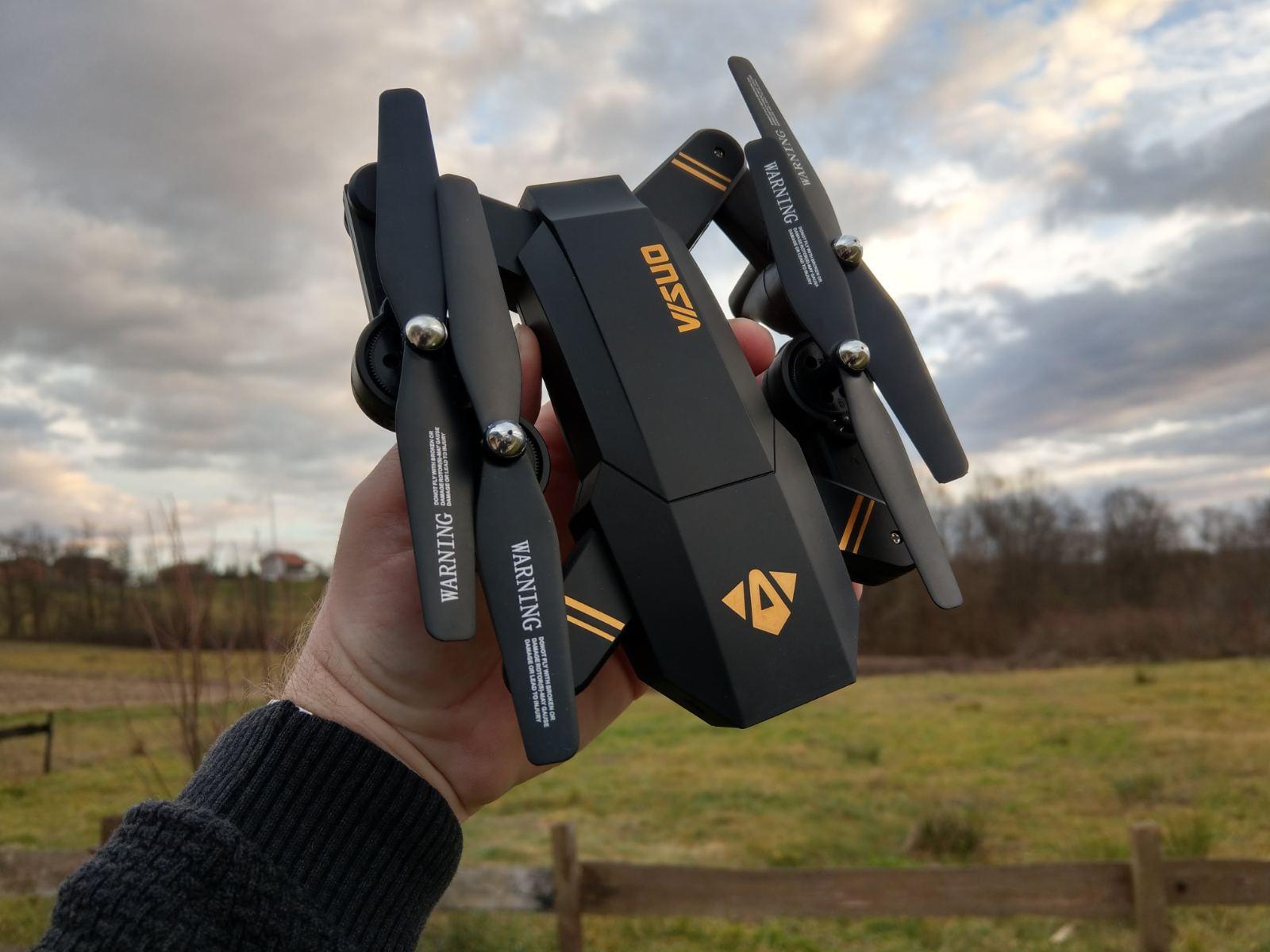 VISUO XS809HW 1