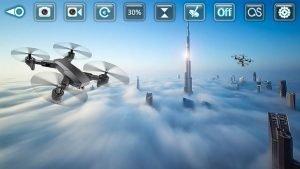 VISUO XS809HW app 2