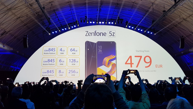 Asus Zenfone 5Z 1
