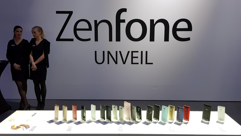 Asus Zenfone mobiteli