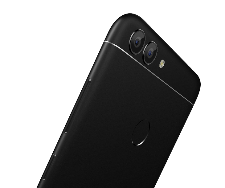 Figo Black dual camera product image