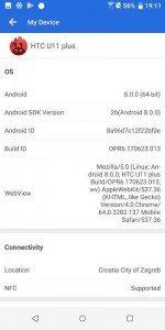 HTC U11 benchmark 12
