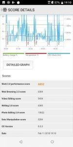 HTC U11 benchmark 7