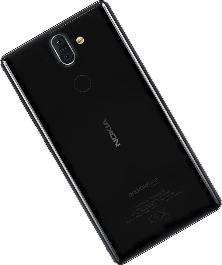 Nokia8Sirocco 08 android phone