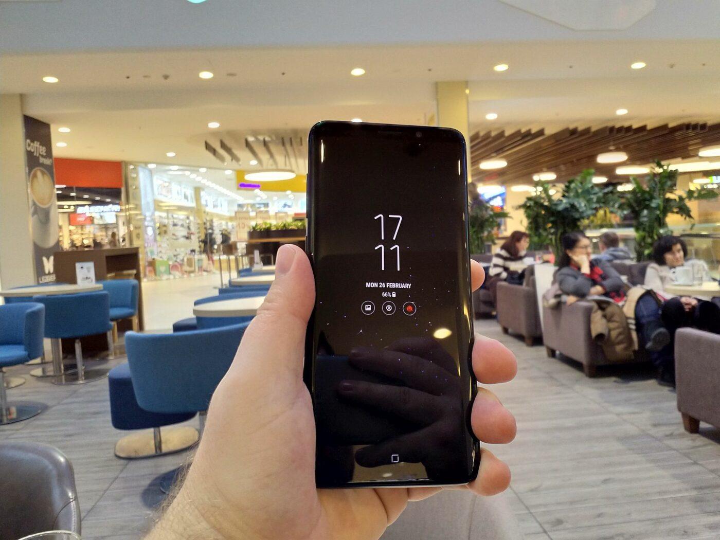 Samsung Galaxy S9 1