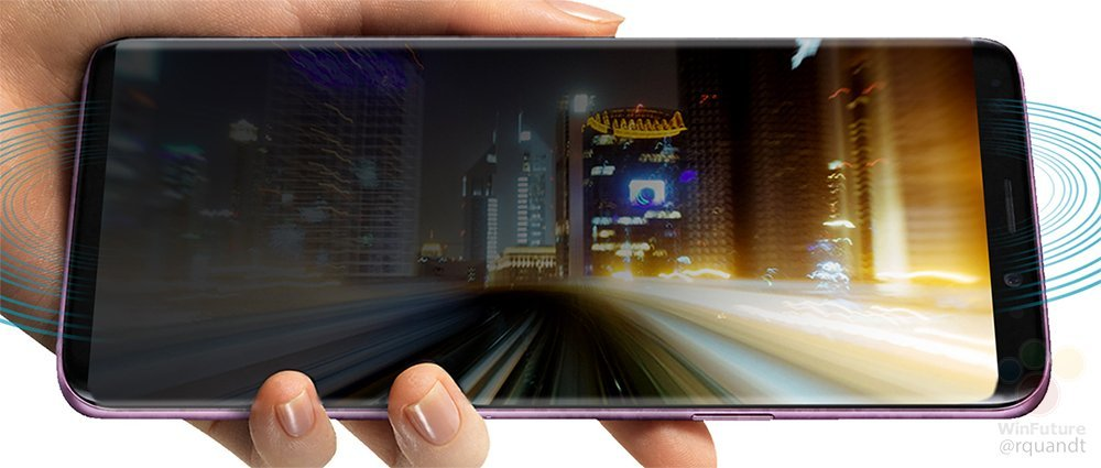 Samsung S9 Plus 3