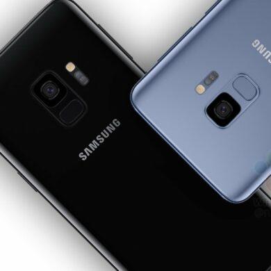 Samsung S9 Plus 7