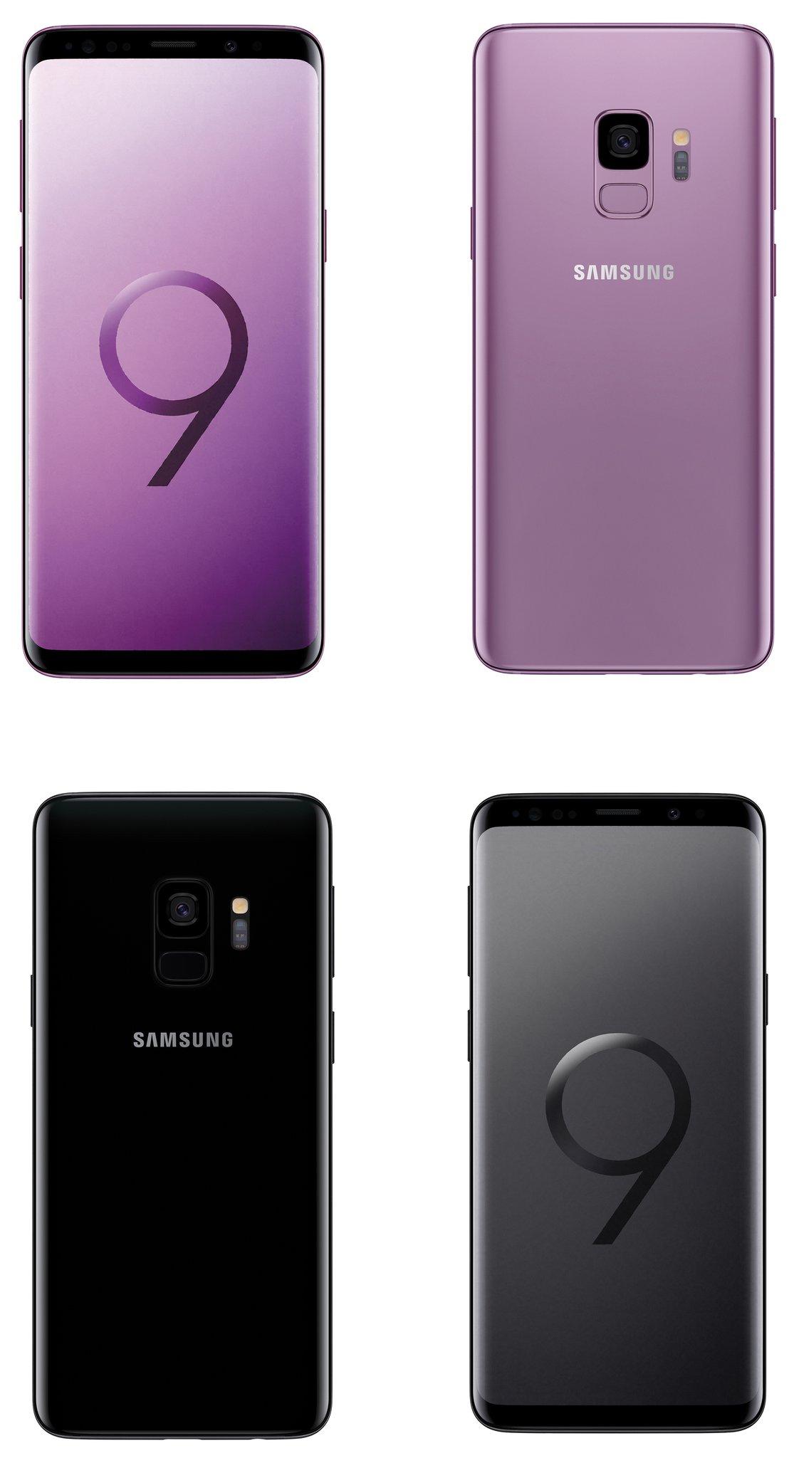 Samsung S9 Plus srebrni