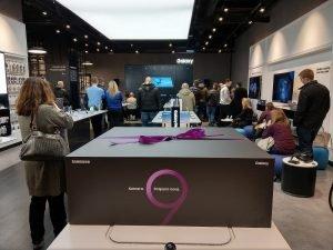 Samsung S9 predstavljanje SES Arena 6