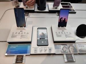 Samsung S9 predstavljanje SES Arena 7