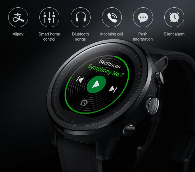Xiaomi HUAMI AMAZFIT Stratos Smart Sports Watch 2 3