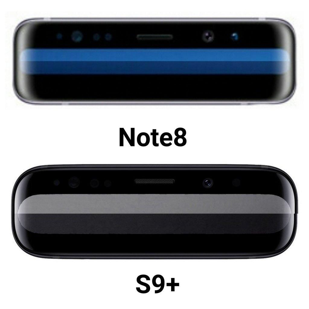note vs s9 3