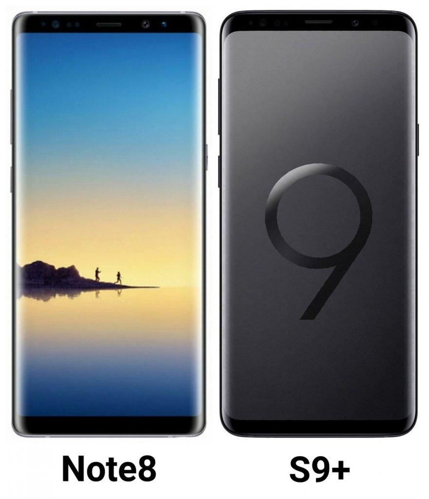 note vs s9