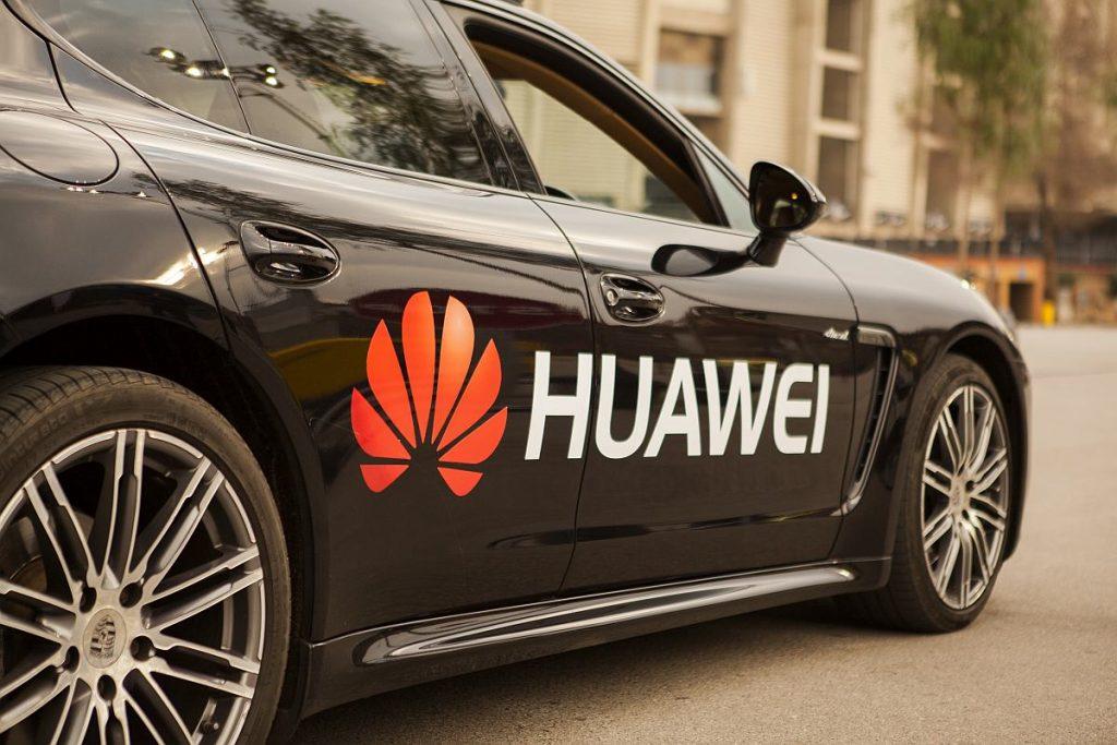 Huawei Porsche Panamera